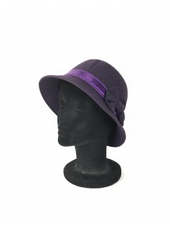 HA0280A THIS IS A CUTE FELT NARROW BRIMMED HAT WITH A BOW FEATURE THIS STYLE IS AVAILABLE IN 4 COLOURS RED PURPLE BLACK AND GREY. Please Click the image for more information.