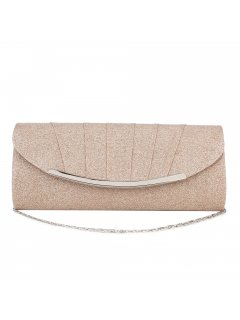 H0870A GOLD SHIMMER EVENING BAG Please Click the image for more information.
