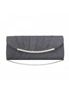 H0870B  STEELE SHIMMER EVENING BAG Please Click the image for more information.