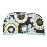 Small Cosmetic Bag Blue Burst  Please Click the image for more information.