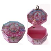 Princess Octagonal Music Box Princess Music Box Please Click the image for more information.