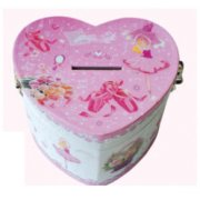 Ballerina Money Box  Please Click the image for more information.