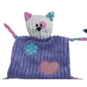 Patchwork Pal Cat Comforter  Please Click the image for more information.