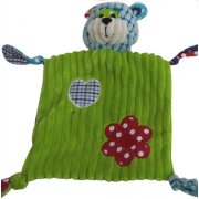 Patchwork Pal Bear Comforter  Please Click the image for more information.