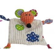 Patchwork Pal Mouse Comforter  Please Click the image for more information.