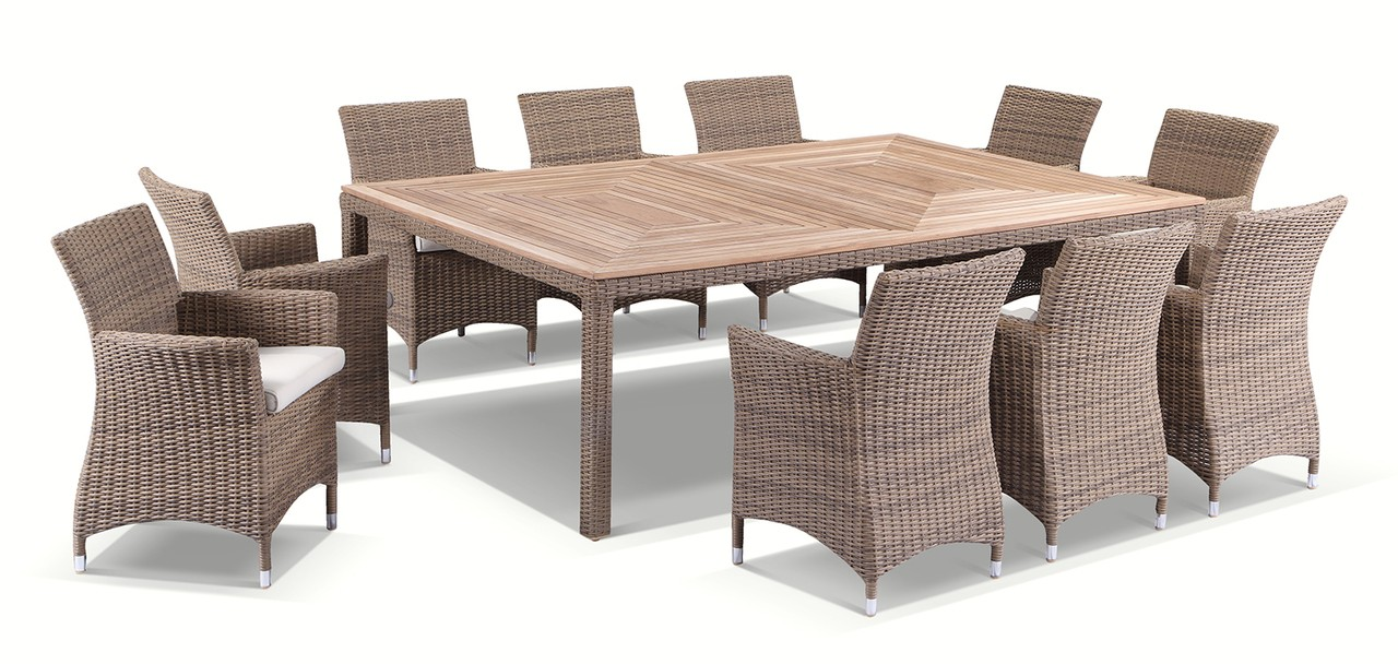 Tigress direct furniture and homewares for 10 seater garden table