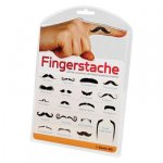 Finger Moustache Tattoos Fingerstache  Finger Moustache TattooAdd flair anywhere with these temporary tattoosThe Fingerstache kit holds a large collection of silly tattoo moustaches which come ready to spruce up your fingers right out of the box The moust. Please Click the image for more information.