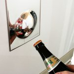 Fridge Magnet Bottle Opener ThreeTwoOneLift Off Let the party beginEvery home needs the Lift Off Bottle Opener Its made from stainles. Please Click the image for more information.