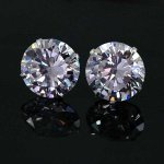 Round Cut CZ Sterling Silver Stud Pierced Earring This top quality brilliant cubic zirconia 4mm stud earring is set in sterling silver Simply beautiful  Pre. Please Click the image for more information.