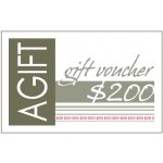 $200 Gift Certificate Now they can have their gift and choose it tooWith a lovely range of gifts to choose from  at AGIFT let them enjoy selecting their favourite  Spoil. Please Click the image for more information.