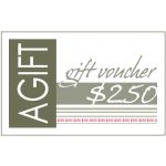 $250 Gift Certificate Now they can have their gift and choose it tooWith a lovely range of gifts to choose from  at AGIFT let them enjoy selecting their favourite  Spoil. Please Click the image for more information.