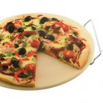 Pizza Baking Stone If youre totally addicted to pizza why not have a crack at making your own Its easier than you think  and SO much nicer than those oily things you get from fast food placesAll y. Please Click the image for more information.