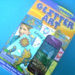 Kids Travel Pack - Glitter Art This super convenient kit offers creative fun on the go   An excellent gift for a budding artistIn this compact box youll find everything needed to create a colourful glittery design eg doorknob. Please Click the image for more information.