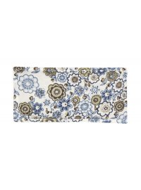 Blue Floral Eye Pouch  Please Click the image for more information.