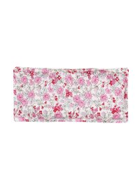 Red and Pink Floral Eye Pouch  Please Click the image for more information.