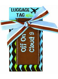 OFF ON CLOUD 9 LUGGAGE TAG OFF ON CLOUD 9 Please Click the image for more information.