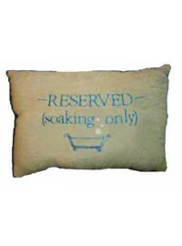 BP19A BATH PILLOW RESERVED FOR SOAKING Please Click the image for more information.