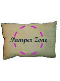 BP19C BATH PILLOW PAMPER ZONE PINK Please Click the image for more information.