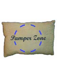 BP19D BATH PILLOW PAMPER ZONE BLUE Please Click the image for more information.
