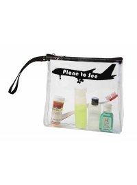 Plane to see black Plane to see black travel toiletry bag Please Click the image for more information.