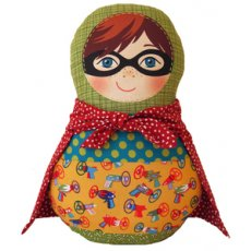 Ooshka Boy Pattern Kit Make your own superhero with this Ooshka Boy pattern kit The kit contains a sewing pattern and instructions and one face panel printed on linencotton blend fabricYo. Please Click the image for more information.