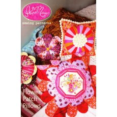 Anna Maria Flower Patch Pillows Youll want to make these pillows the first time because they remind you of being a kid but youll make them again and again because of their bold and modern appeal Ev. Please Click the image for more information.