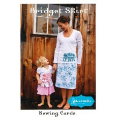 Valori Wells Bridget Skirt Sewing Card For little girls and big girls alikeCreate a simple skirt with or without the decorative flounce It i. Please Click the image for more information.