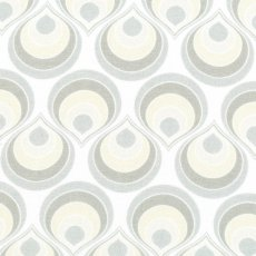 Dear Stella Palladium Tear Drop Grey A contemporary tear drop design in a muted colourway perfect for clothing wall art cushions linen and lampshades. Please Click the image for more information.