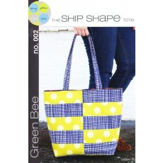 Green Bee The Ship Shape Tote The Green Bee Ship Shape Tote with its roomy size makes the perfect carry all Options to create a quilted or non quilted version. Please Click the image for more information.