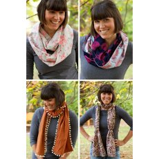 Make It Perfect Scarves and Cowls Sewing Card Theres nothing like a quick accessory to give your outfit a boost Scarves and Cowls Creative Card will lead you through the basic instructions to create simple and unique scarves and cowls The. Please Click the image for more information.
