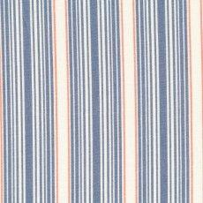 Dear Stella Cleo Stripe Blue & Salmon  Please Click the image for more information.