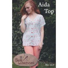 Sew Liberated Aida Top Finding a top that goes with everything from jeans slacks or skirts can be difficult But the Aida Top will cover all those styles W. Please Click the image for more information.