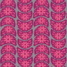 True Colours Crescent Bloom Fuschia Crescent Bloom is designed by Anna Maria Horner for the True Colours designer fabric collection Please Click the image for more information.