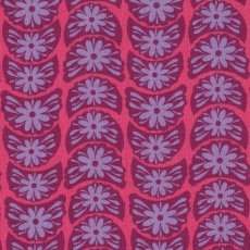 True Colours Crescent Bloom Ruby Crescent Bloom is designed by Anna Maria Horner for the True Colours designer fabric collection Please Click the image for more information.