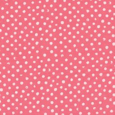 Dear Stella Playdate Confetti Dot Coral  The Dear Stella Playdate Confetti Dot is a contemporary small scale irregular spot Please Click the image for more information.