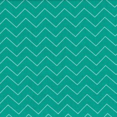 Dear Stella Zig Zag Parrot Green A simple but striking chevron design by Dear Stella Please Click the image for more information.