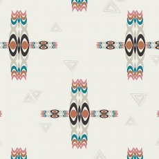 Etno Rhythmic Totems Sienna  Please Click the image for more information.