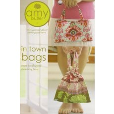 In Town Bags Smart handbag  drawstring purse Please Click the image for more information.