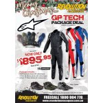XMAS SPECIAL- GP TECH PACKAGE DEAL Package Includes ALPINESTARS GP TECH SUIT ALPINESTARS TECH 1 ZX GLOVES ALPINESTARS TECH 1 T SHOES Boots Please Click the image for more information.