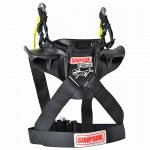 SIMPSON HYBRID YOUTH SFI Simpsons Hybrid Sport Child  Youth SFI 381 Approved head  neck restraint system and it is manufactured of high quality composite for younger drivers . Please Click the image for more information.