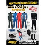 RPM PODIUM SUIT PACKAGE Package Includes RPM Podium2 Suit Black Navy Blue Red RPM Club Gloves  Black Blue Red RPM Indy 3 Boots Nomex Underwear set Nomex socks Nomex balaclava Please Click the image for more information.