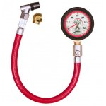 """LONGACRE 2"""" 0-30psi TYRE GAUGE The Longacre analog gauges range have sharp looking graphics and use a more durable mechanism to withstand tough racing use and still maintain accuracy. Please Click the image for more information."""