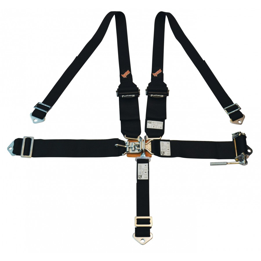 Hans Latch/Link Ratchet 16.1 5pt Harness | New Products | Revolution
