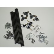 Wing mounting Kit Wing strut mounting kit includes rod ends adjustable tubes mounting tabs alloy clevises quick release pins r clips jam nuts stainless steel fasteners. Please Click the image for more information.