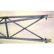 Wheelie bar kit-WELDED Heavy duty wheelie bar kit WELDEDKit is complete and assembled with 1 14 x 058 chromoly tube Tube adaptors Wheels Rod ends Brackets Bolts. Please Click the image for more information.