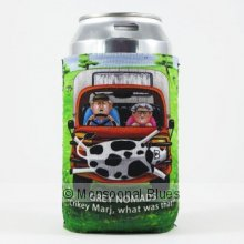 Sue J Stubby Holder Grey Nomads Australian artist Sue Janson has entertained art lovers across the globe with her irreverently humorous images. Please Click the image for more information.