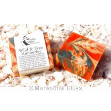 Hidden Valley Wild and Free Kimberley Soap Locally hand made in Broome  These soaps are firm mild creamy and moisturising with rich lather even in hard water. Please Click the image for more information.