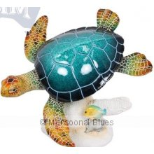 37cm Turtle on Coral 37cm Turtle on Coral Please Click the image for more information.