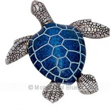 Turtle Blue Small 10.5cm  Turtle Blue Small 105cm  Please Click the image for more information.