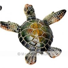 Turtle Green Small 9.5cm Turtle Green Small 95cm Please Click the image for more information.